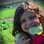 3rd Generation Eating Cabbage